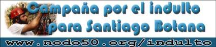 Campaña por el indulto de Santiago Botana